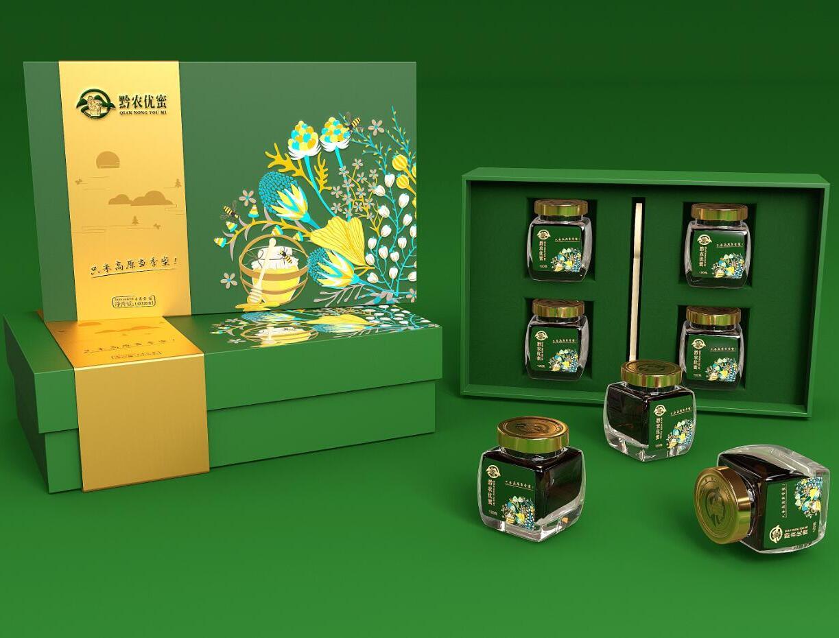 【原创】蜂蜜礼盒套装