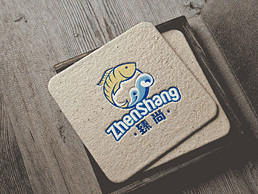 臻尚海鮮食品logo