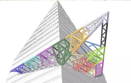 现代工程和结构设计的里程碑:哈德逊广场观景台 Edge