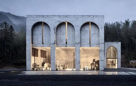 這座堪比安藤忠雄的高水準混凝土房,原來藏在中國四線小城里,驕傲!