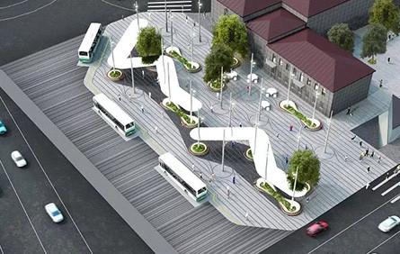 街道改造加設計,這些常規手法你逃不掉