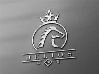 厚石作物工業logo設計