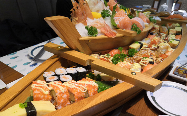 食光集-壽司船