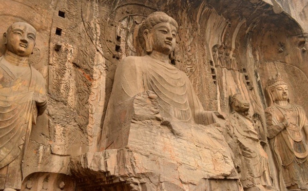 石窟艺术瑰宝——洛阳龙门石窟
