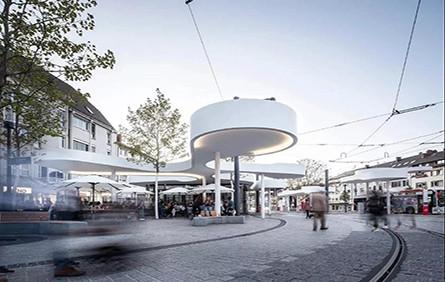 流動的線條 | 城市空間設計·4款