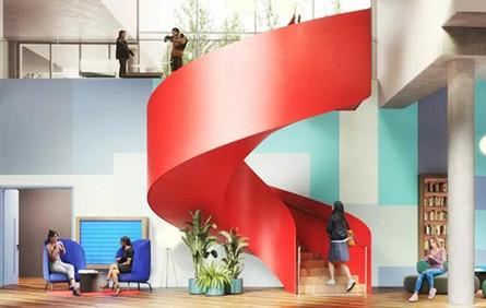 学生宿舍这样设计,堪比星级酒店