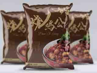 重庆特产烧鸡公食品行业包装设计