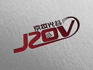 簡約京妝光谷電子行業logo設計