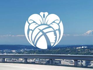 湖北交投 大气简洁女性logo设计