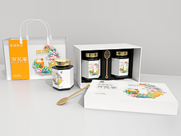 【蜂蜜包裝】蜂蜜包裝設計