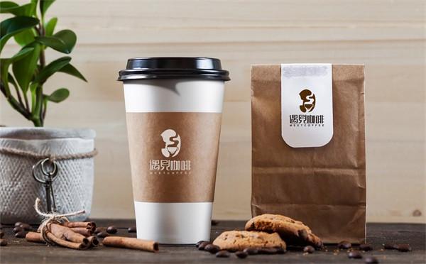 遇见咖啡|独特logo设计留住美好瞬间