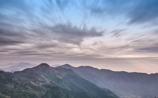 洞天福地-南岳衡山攀登记