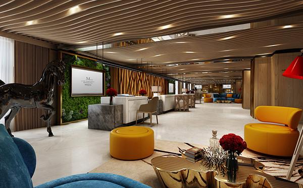 成都酒店设计公司「凯斯特设计」M精品酒店设计