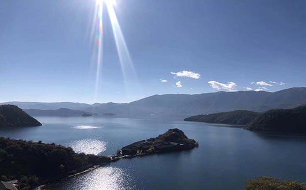 愛在瀘沽湖