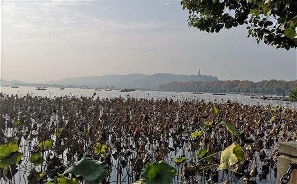 杭州西湖断桥