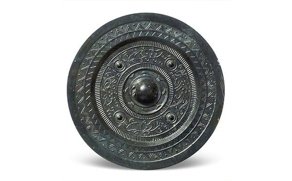 金代青铜镜