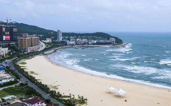 最美海岸线,阳江海陵岛