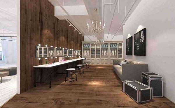 青岛阳光不锈咖啡西餐厅-西餐厅设计案例