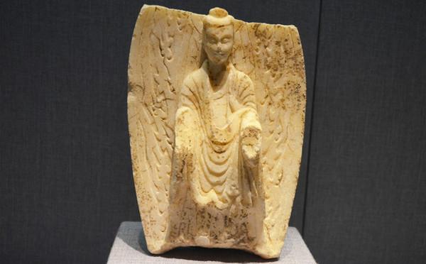 古印度佛像与中国佛像展