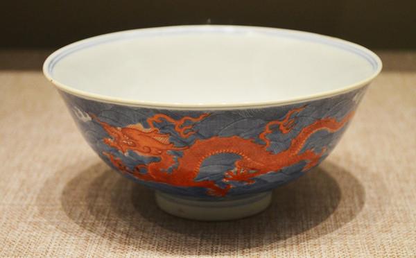 清雍正时期瓷器