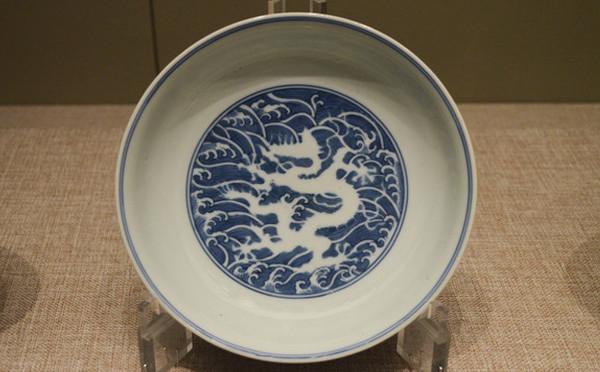 中国青花瓷瓷器