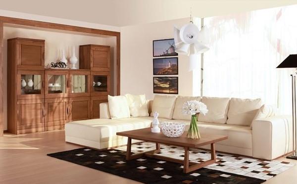现代简约风格,轻松打造客厅高级感