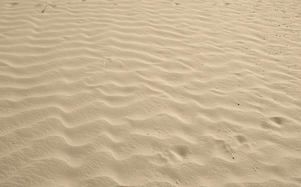 腾格里沙漠美景欣赏