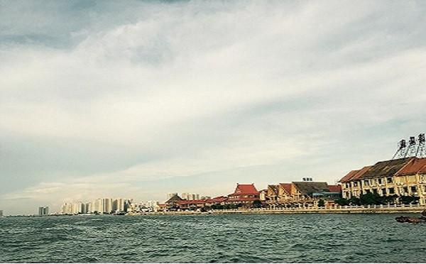北海外沙岛
