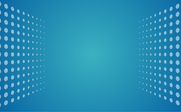 cdr教程:制作圆形阵列蓝色科技背景