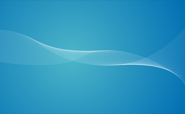 cdr教程:制作蓝色科技背景教程