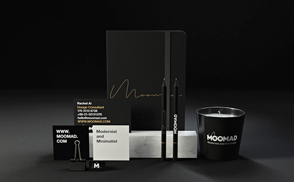 MOOMAD魔美设计 · 启用全新品牌识别