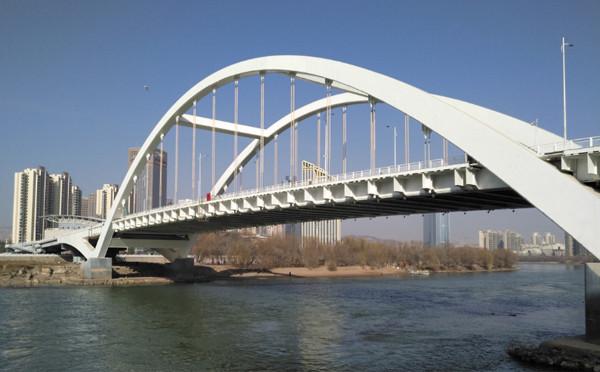 蘭州金雁黃河大橋