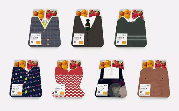 塔望 | 『缤力果』缤纷乐果系列产品创意设计