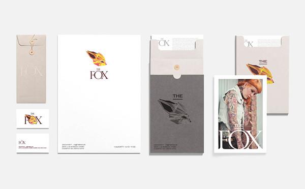 魔美設計原創 · THE FOX 服裝品牌設計