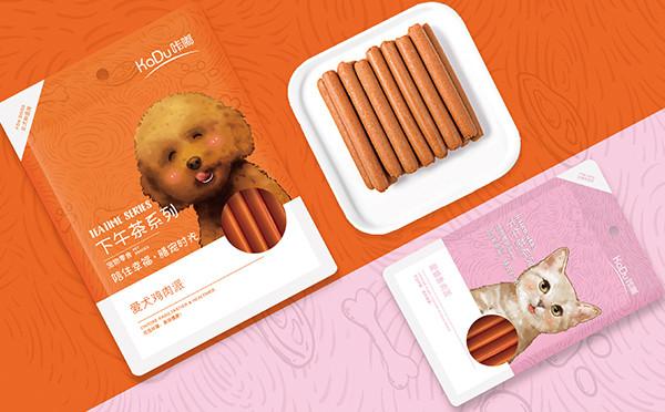 塔望 | 寵物食品品牌【咔嘟】包裝創意