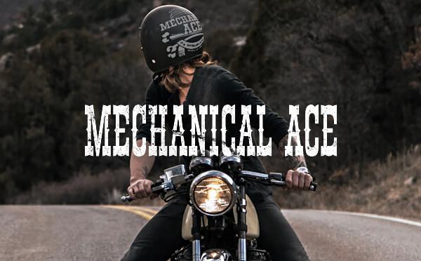 魔美設計原創 · Mechanical Ace俱樂部品牌設計