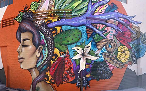 【海平面】街头艺术:45个令人难以置信的例子来激励你