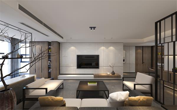 轻禅简雅新方向,新的家 |大思设计未来空间