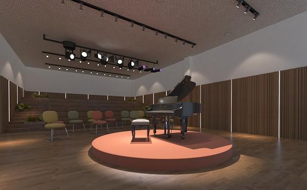 青岛艺术学校设计-充满想象力与感知力的空间设计|艺科设计