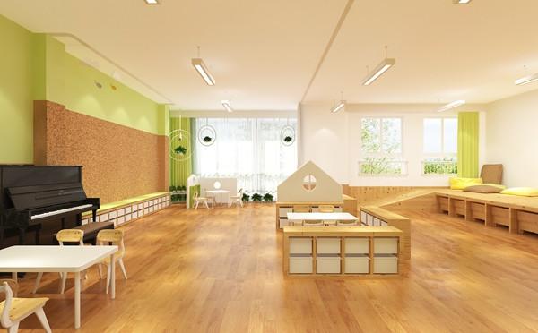 青岛幼儿园设计-给我们一间小小屋,还给孩子们一个梦|艺科设计