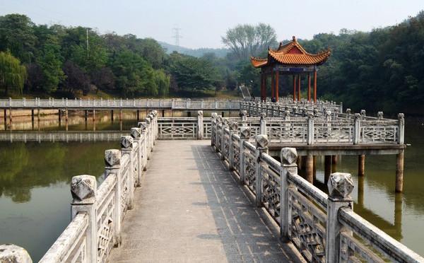 淮南上窑国家森林公园