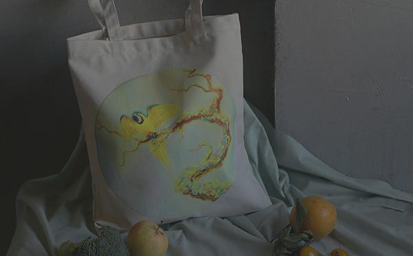 艺术衍生品·帆布袋