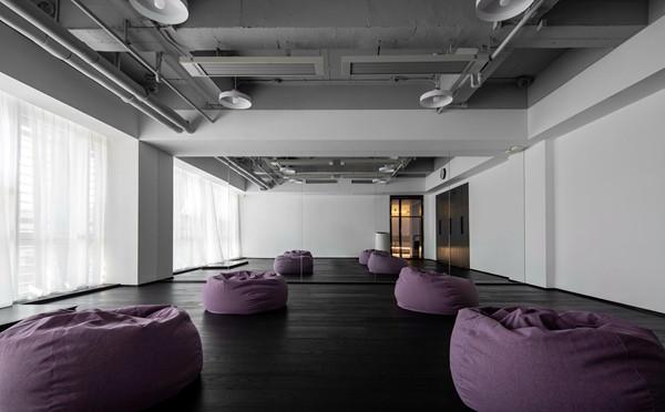 青島MANI瑜伽會所設計-緩解下午的慵懶時光|藝科設計
