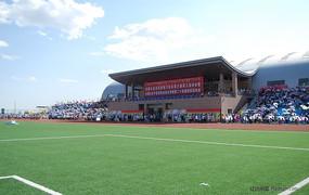 举办运动会的体育场