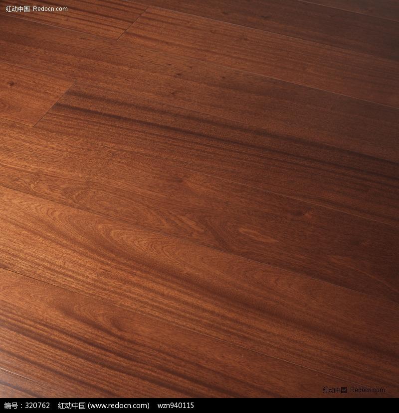 非洲缅茄木地板图片