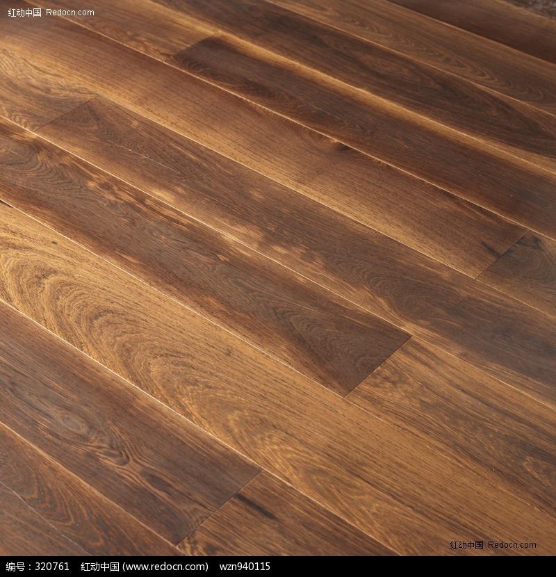鸡翅木(红木类)仿古木地板图片,高清大图_时尚家居素材