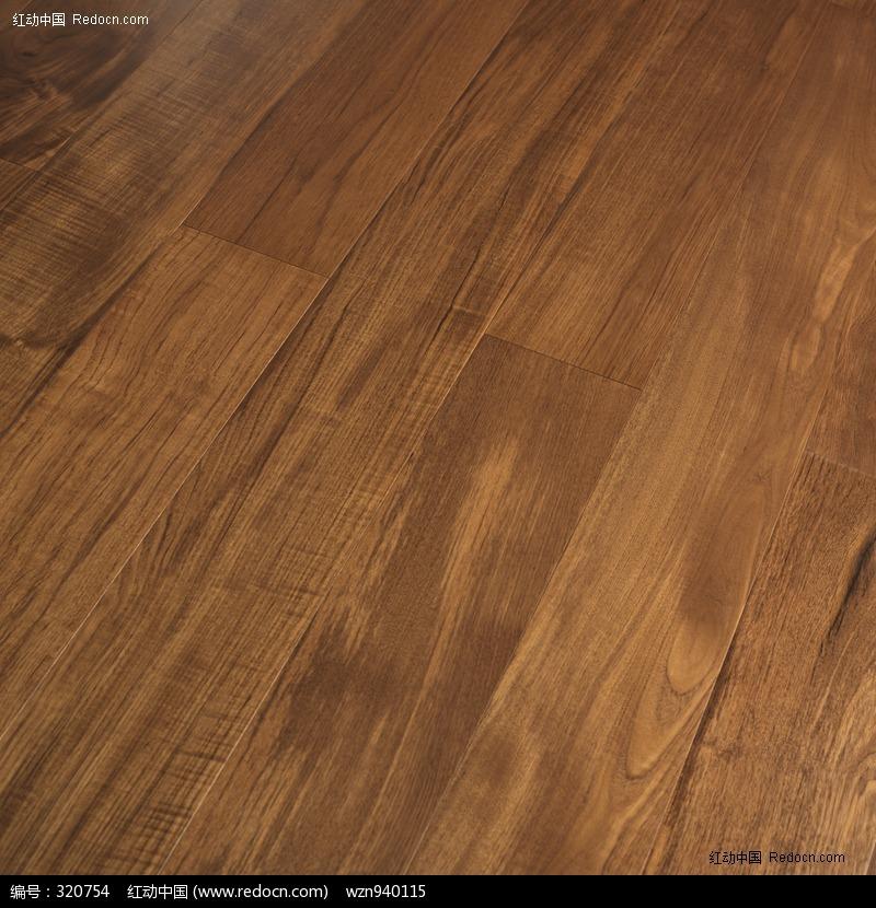 柚木实木地板图片,高清大图