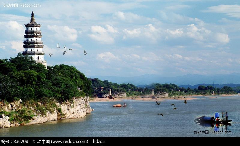 河流风景名胜古迹