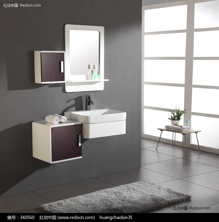 卫浴柜图片_建筑摄影图片