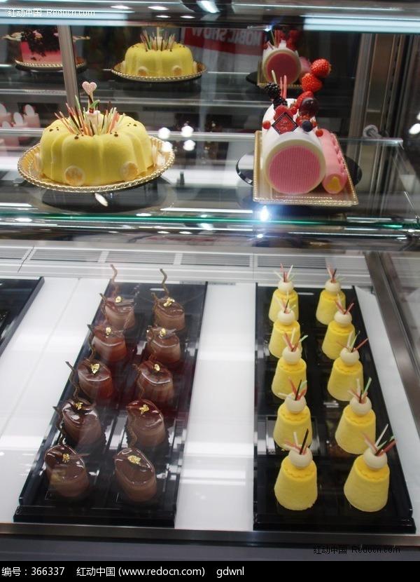 西式西餐美食点心甜品蛋糕蛋挞面包